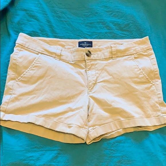 American Eagle Outfitters Pants - AMERICAN EAGLE shorts khaki size 12